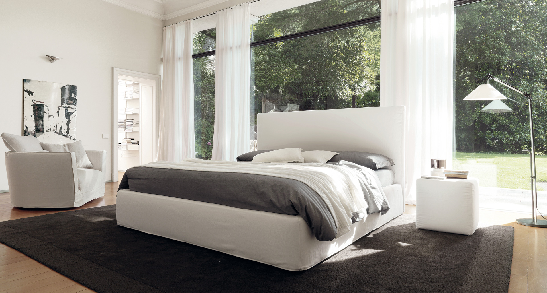 חדרי שינה מעוצבים דגם ברליני