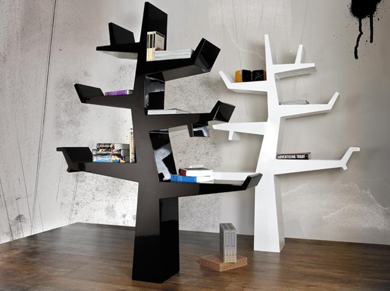 ספריות מעוצבות דגם קסטלו