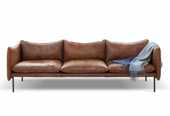 ספה מעוצבת דגם פופה