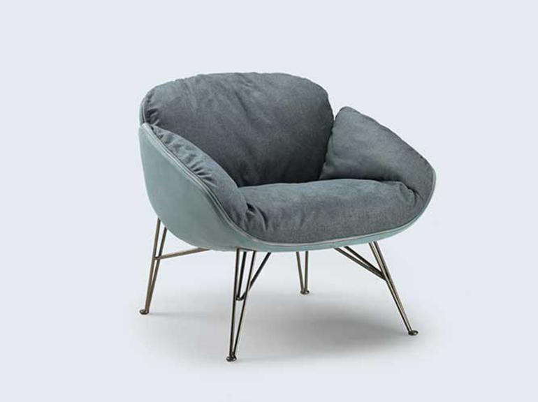 כורסאות ייחודיות מעוצבות דגם גולדי