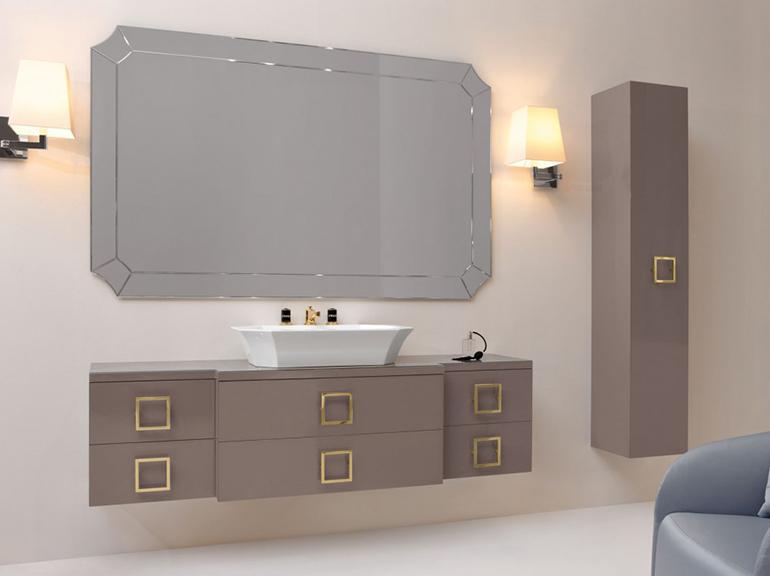 ארונות אמבטיה מעוצבים דגם רויאלטון