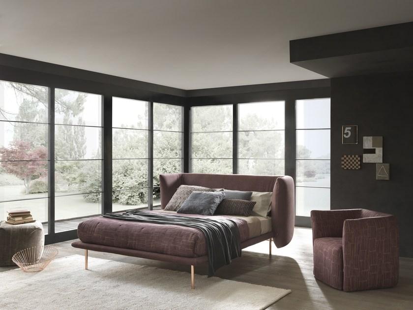 חדרי שינה מעוצבים דגם בקסטר
