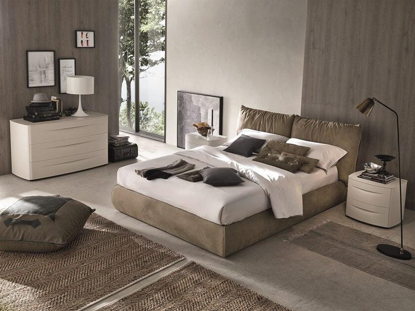 חדרי שינה מעוצבים דגם פריז